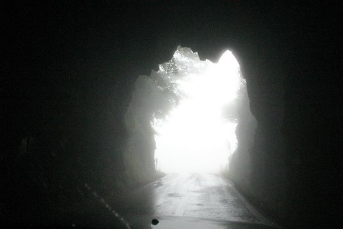 Image result for FOGGY TUNNEL