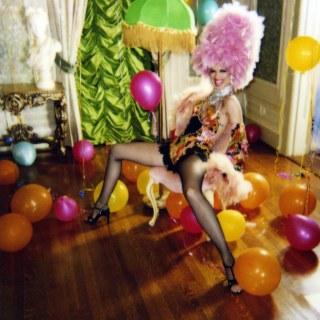 Showgirl Polaroid