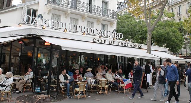 cafe trocaddero paris