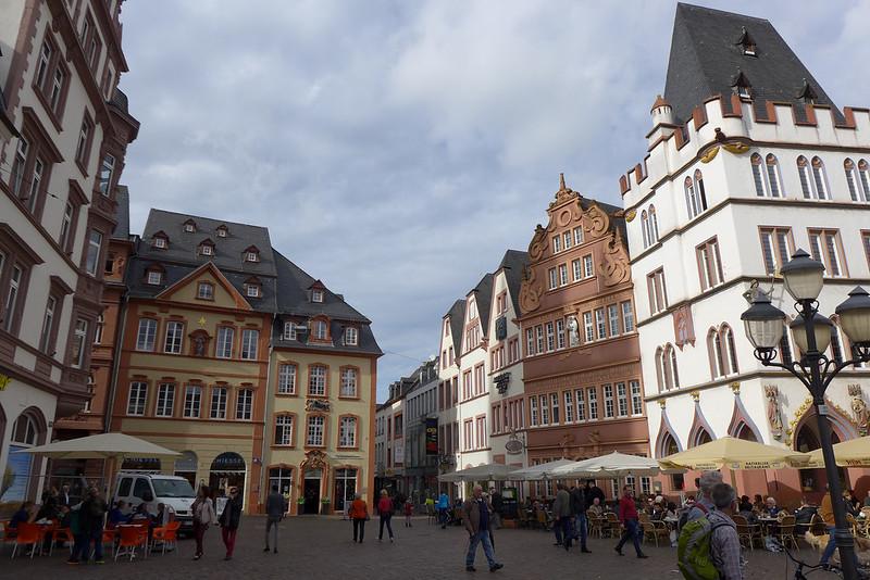 A la découverte de Trier (Allemagne) - 091 - Hauptmarkt