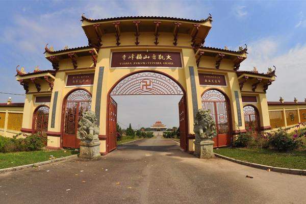 Vihara Avalokitesvara 1