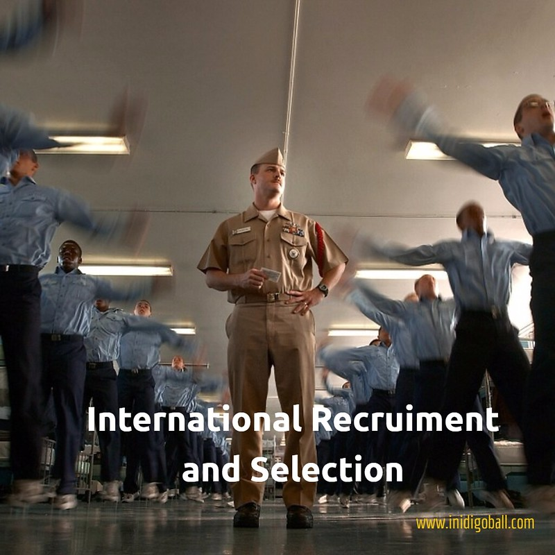 International Recruiment and Selection Indigoball