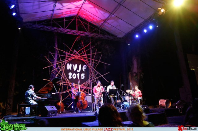 Ubud Village Jazz Festival 2015 - Dodot and Co (1)