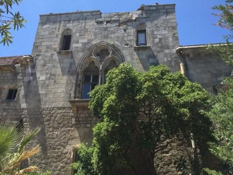 Lokrum island - old Franciscan monastery