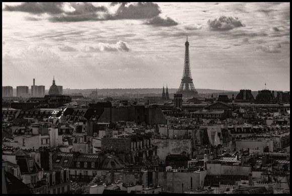 October Light - Paris - 2014