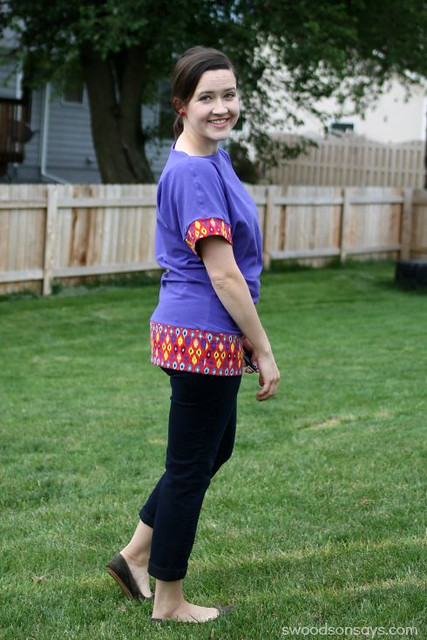 dolman sewing pattern