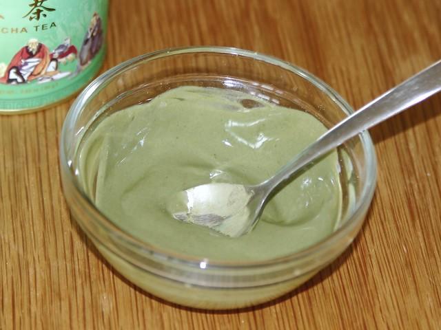 Skincare: yoghurt & matcha masker ~ CherryCharlie.nl