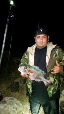 Mike Rubin Molina 12'Hawaiian angler / jig master 40lbs test.