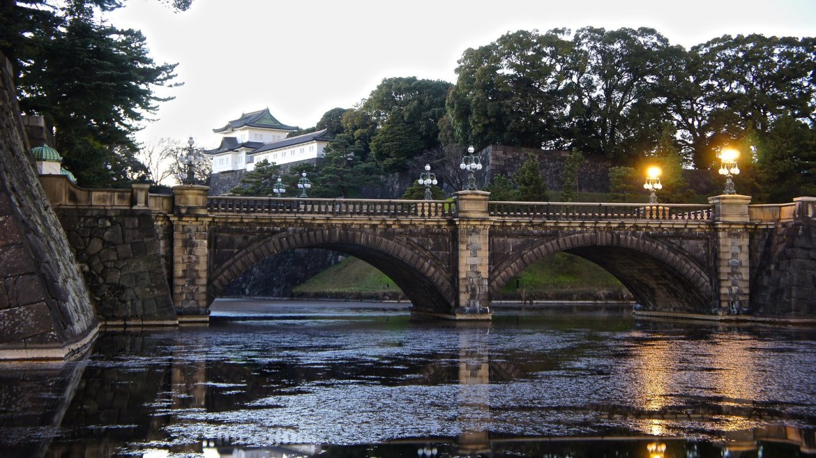 Imperial Palace and Nijubashi