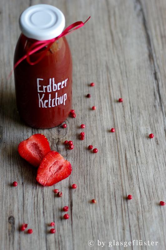 Erdbeerketchup by Glasgeflüster 3 klein