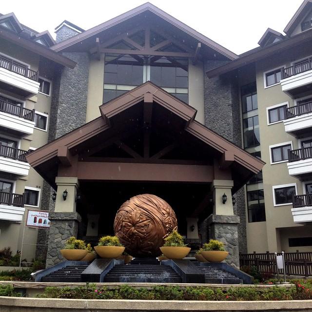 Azalea Residences Facade