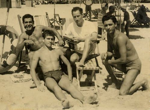 Beach Guys by Diogioscuro
