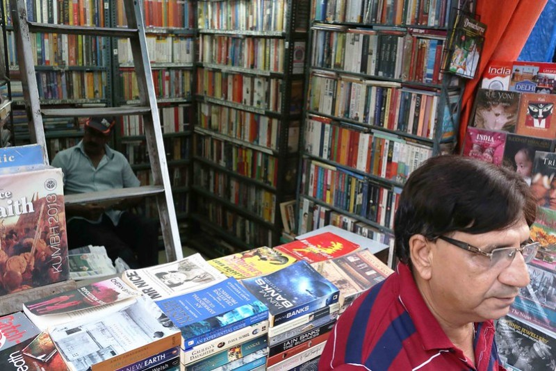 The Bookseller of Paharganj