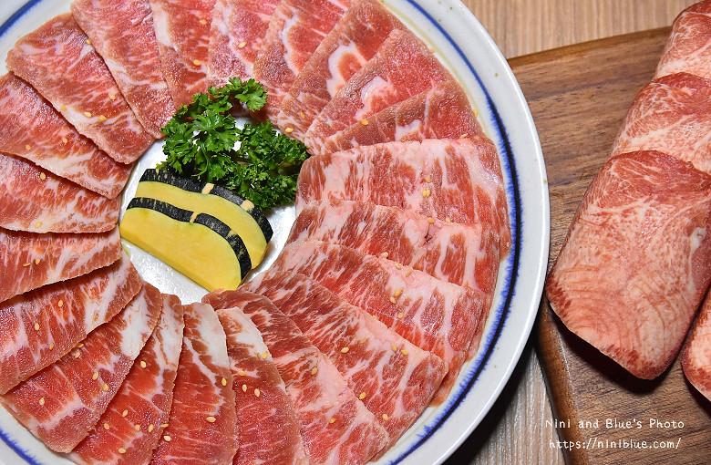 台中燒肉推薦雲火燒肉13