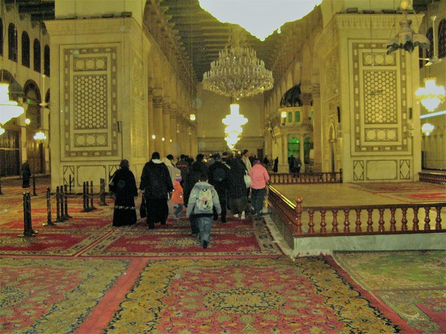 Omayyad mosque Musallah