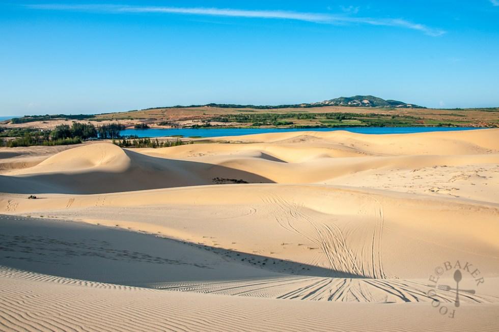 White Sand Dunes, Mui Ne, Vietnam