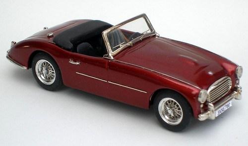 Doretti 1-43 red metallic front R