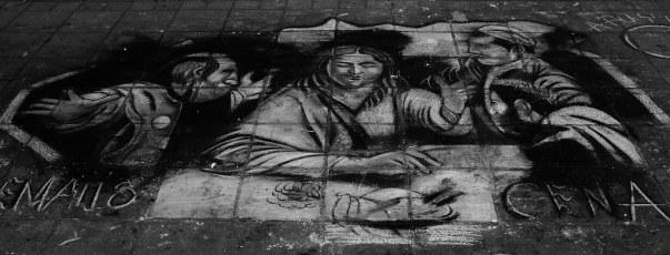 Street Art - Quito, Ecuador