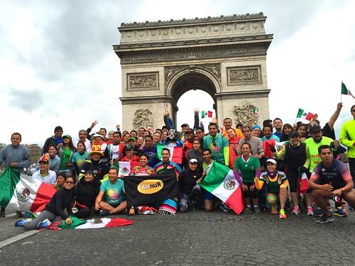 Mexican RunMX en Paris