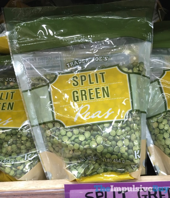 Trader Joe's Split Green Peas