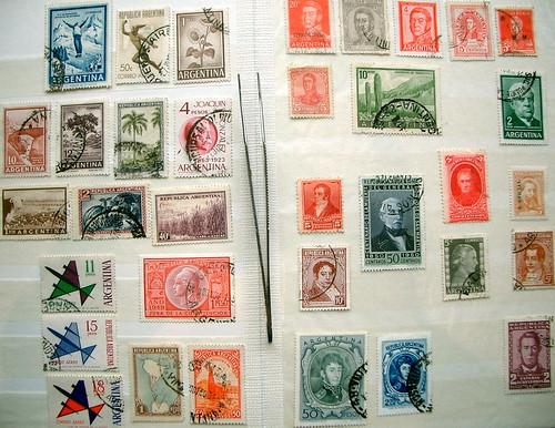 À la Recherche du Stamps Perdu