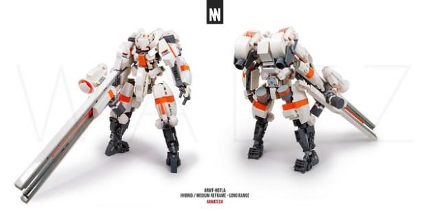 ARMT-H07LA Waltz