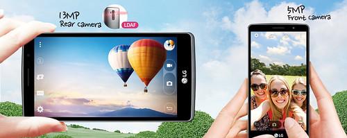 LG G4 Camera