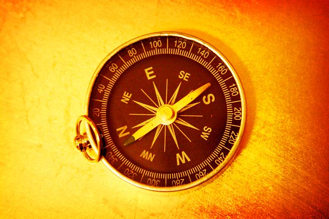 Photo:Compass By:urbanwide