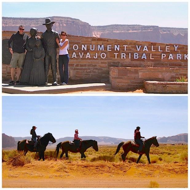 Llegar a Monument Valley