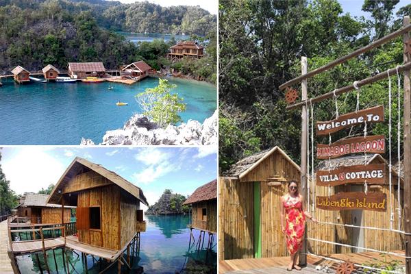 Kimaboe Lagoon Cottage & Villa 1