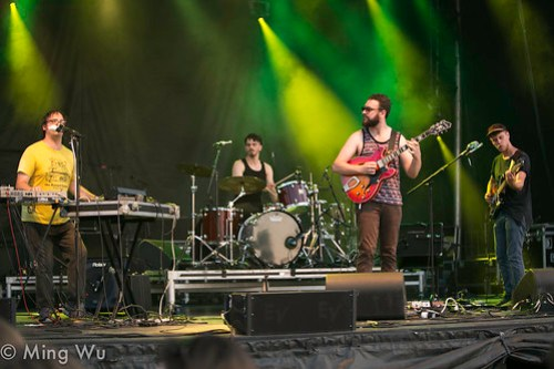 Hilotrons @ Ottawa Bluesfest 2015