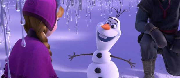 Do you want to sing Do You Want To Build A Snowman? (Credit: Walt Disney Studios)