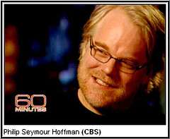 Philip Seymour Hoffman on 60 Minutes
