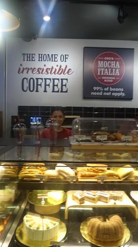 Costa Coffee opening