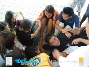 16062003 - FOC.Official.Camp.2003.Dae.1 - Persianz.Playin.IceBreakers - Pic 2