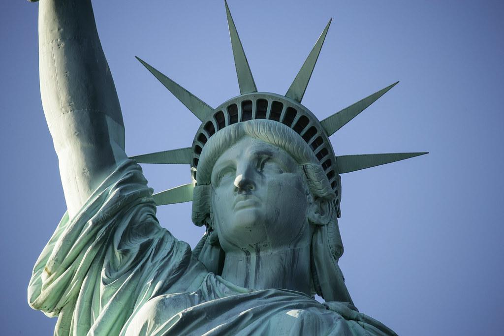 Imagen gratis de la Estatua de la Libertad