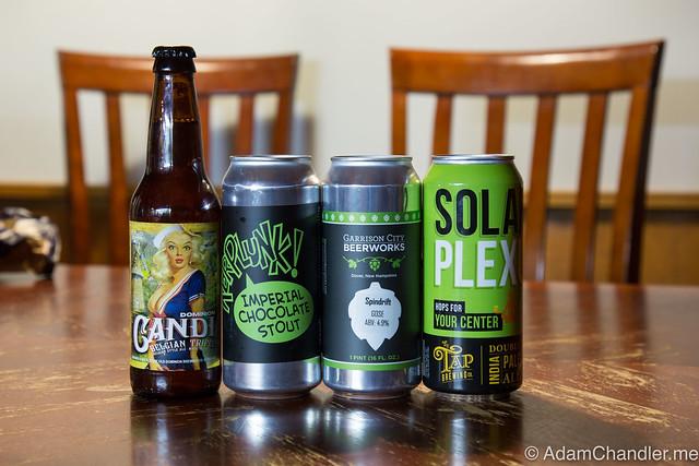 Beer Haul 1-22-2017