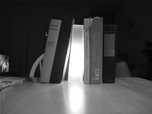 Glowing Book Test 4