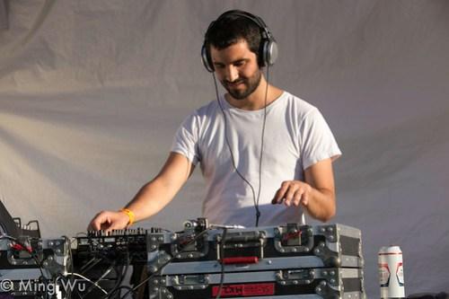 Adam Saikaley (DJ Set) @ Ottawa Bluesfest 2015