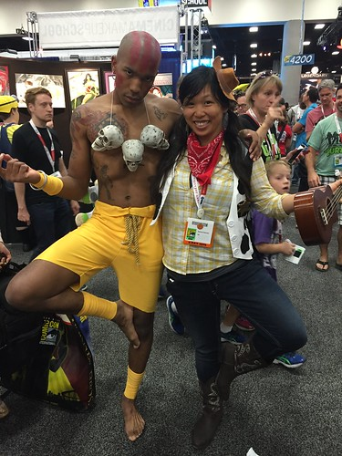 Woody and Dhalsim