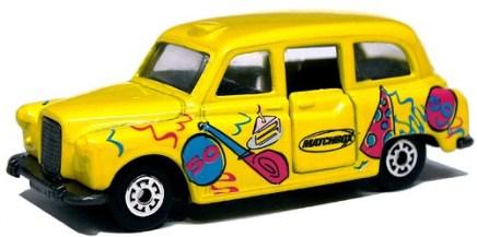 34 Matchbox London Taxi