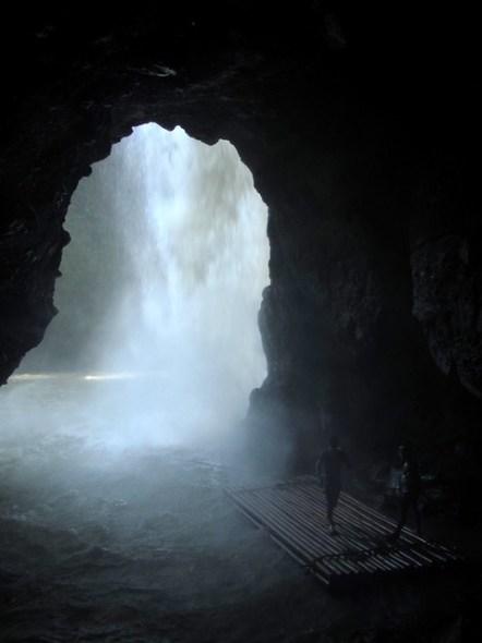 Pagsanjan Falls - Devil's Cave