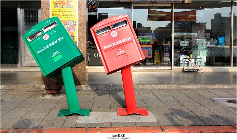 【設計與生活】臺灣郵筒大變身 成為觀光新亮點