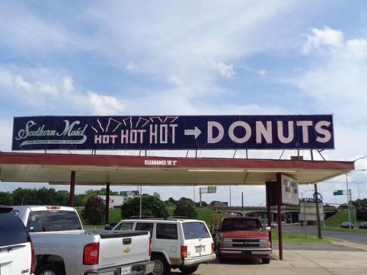 Southern Main Donuts, Shreveport LA