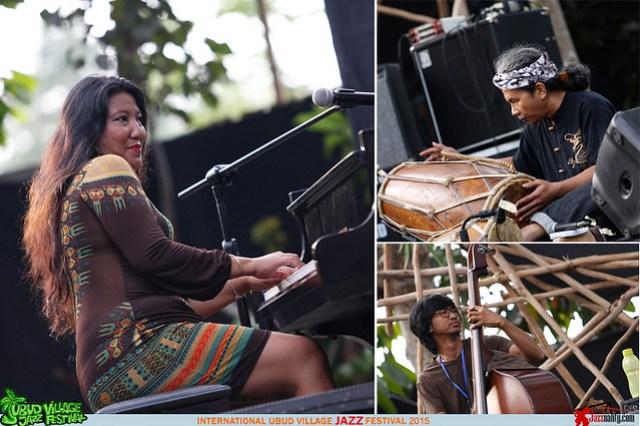 Ubud Village Jazz Festival 2015 - Nita Aartsen (3)
