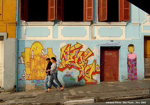 graffiti by