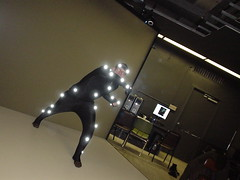 motion capture lab: session 2