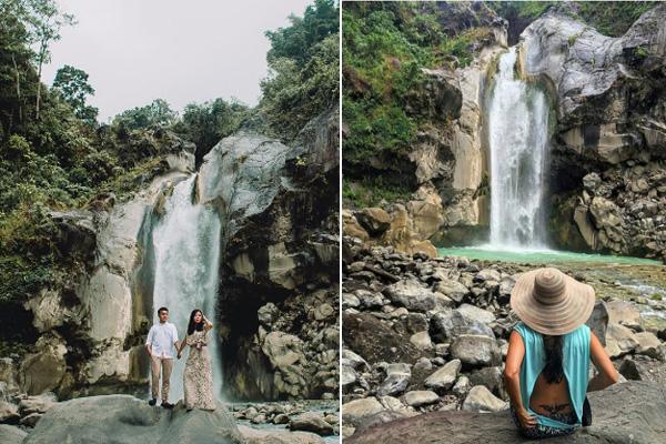 Mangku sakti waterfall 3