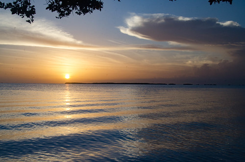 Key Largo Sunset-4