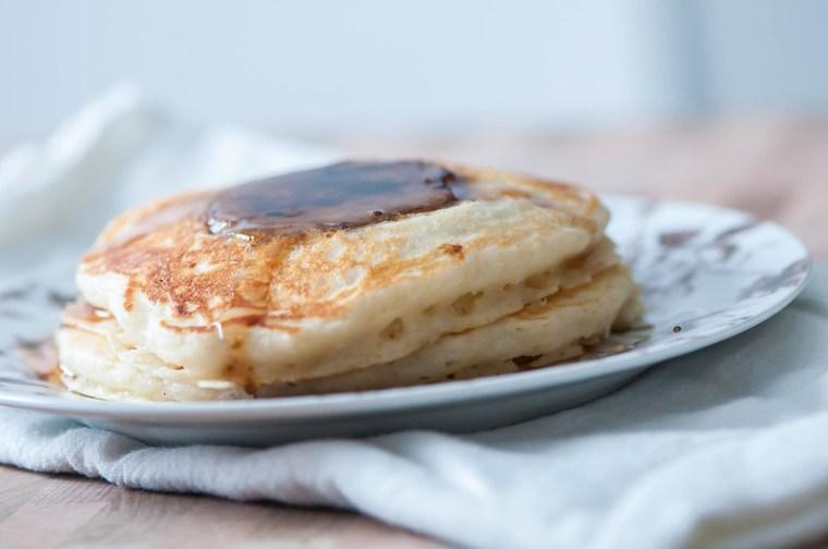 Sausage Pancakes